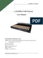 ACOM5xx User Manual V1.4 (1)