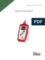 Masimo Pronto Pulse Oximeter - User manual.pdf