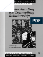 (Professional skills for counsellors) Feltham, Colin - Understanding the counselling relationship-SAGE (1999).pdf