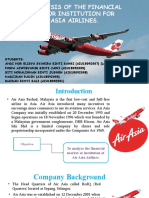 AirAsia slides presentation