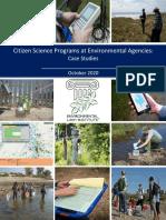 Citizen Science Programs at Environmental Agencies