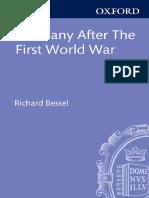 Bessel, Richard - Germany after the First World War-Clarendon Press (2002)