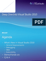 A Lap Around Visual Studio 2010