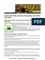 tissue-cell-salts
