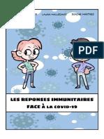 UE Médiation Scientifique Poitiers - BD Coronavirus