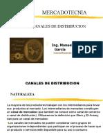 Canales de Distribucion - Presentacion