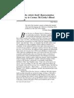 Meridian pdf blood