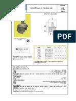 Regulatoare de Gaz FG1B