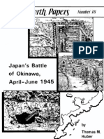 Japan's Battle of Okinawa