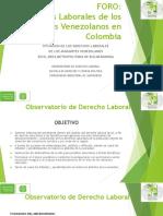 pdelgcha_Foro Derechos Laborales de los Migrantes Venezolanos