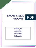 EXAME FÍSICO DO ABDOME[1]