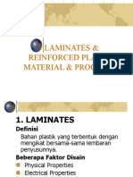 (2a) Laminate & Reinforcement Mat'l