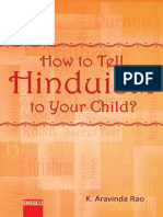 How to tell Hinduism to your Child - K. Aravinda Rao.pdf