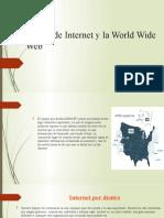 Dentro de Internet y la World Wide Web