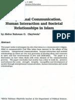 communication_islam