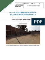 INFORME DE CULMINACION DE SERVICIO MURO PERIMETRICO.pdf