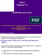 Ind 11 Relationship - Gratitude and Love.ppt
