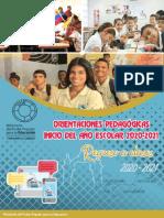 Educacion a distancia,inicio del año escolar.pdf