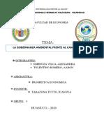 LA GOBERNANZA AMBIENTAL FRENTE AL CAMIO CLIMATICO.docx