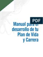 Manual Proyecto de Vida y Carrera
