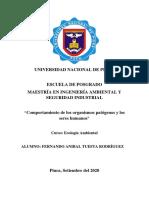 1.- Comentarios Similitud Ser Humano y Organismos Patógenos - Tuesta Rodriguez Fernando.pdf