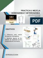 PRACTICA4 MEZCLAS HOMOGENEAS Y HETERO