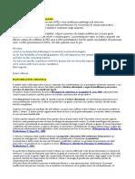 Pancreatine cronica e Insufficienza Pancreatica esocrina