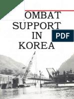 Combat Support in Korea