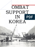 Combat Support in Korea