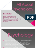 All About Psychology