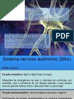 7 - Neurofisiologia - Sistema Nervoso Autonomo.ppt