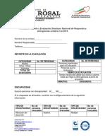 Formularios Simulacro REPORTE