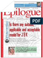 Epilogue Magazine, February 2011