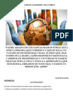ACTIVIDADES 4º  DEL LUNES 26 AL VIERNES 30 DE OCTUBRE  2020