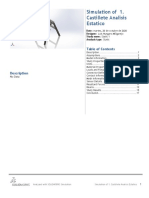 1. Castillete Analisis Estatico-Static 1-1