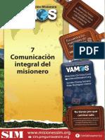 7 Comunicación integral del misionero.pdf