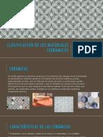 CLASIFICACION DE LOS MATERIALES CERAMICOS.pdf