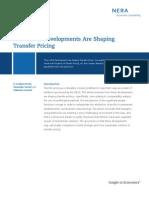 PUB_OECD_Developments_TransferPricing_1110