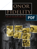 Honor and Fidelity The 65th Infantry in Korea