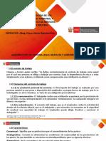 1 Desnaturalización de los contratos de trabajo temporal y contrato administrativo de servicios, casos prácticos y pruebas