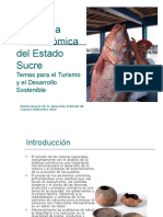 Geografía Gastronómica del Estado Sucre