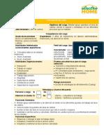 Descripción de cargo Auxiliar operativo