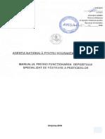 MANUALUL DEPOZITULUI SPECIALIZAT DE PĂSTRARE A PESTICIDELOR_docx 28_12_2016 FINAL (1)