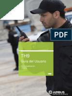 Manual de usuario TH9