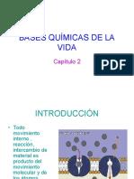 BASES QUIMICAS DE LA VIDA