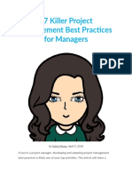 17 Killer Project Management Best Practices for Managers.docx