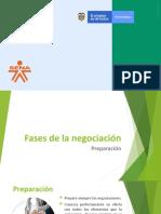 4. FASES DE LA NEGOCIACION PREPARACIÓN