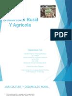 Desarrollo Rural Y Agrícola- GRUPO 6