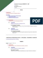 Desempeños Precisados III BIMESTRE MÚSICA SAAVEEDRA