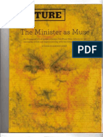 Newsweek 25 Oct 2010 - The Minister as Muse
